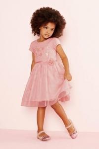 Платье на девочку next
